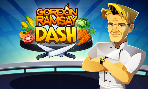 Play RESTAURANT DASH: GORDON RAMSAY on PC