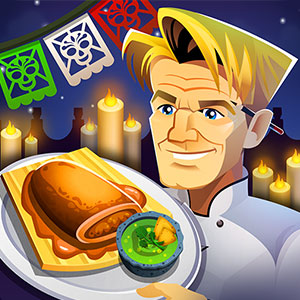 RESTAURANT DASH: GORDON RAMSAY Best PC Games
