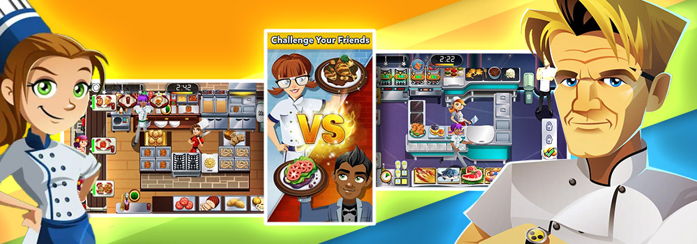RESTAURANT DASH: GORDON RAMSAY Free PC Download