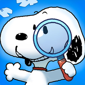 Snoopy Spot the Difference Best PC Games