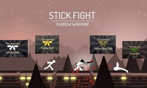 Play Stick Fight: Shadow Warrior on PC
