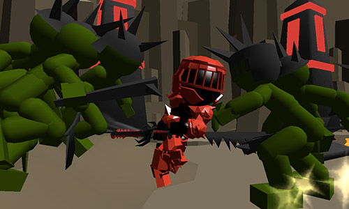 Play Stickman Sword Fighting 3D on PC