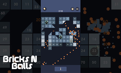 Play Bricks n Balls on PC