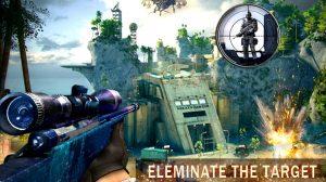 commando alpha sniper eliminate enemies