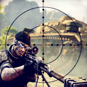 Play Commando Alpha Sniper Shooting : FPS Game on PC