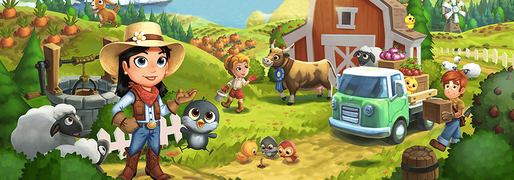 FarmVille 2 Country Escape Free PC Download