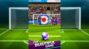 Flick Soccer Free Kick