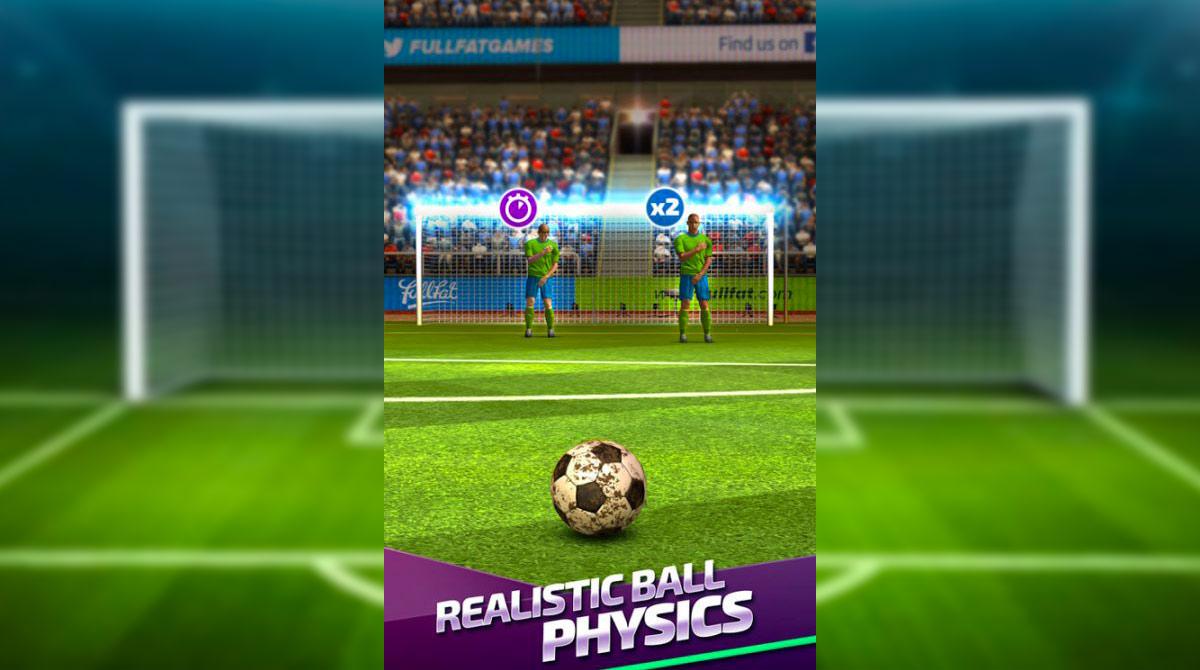 Flick Soccer Select Target