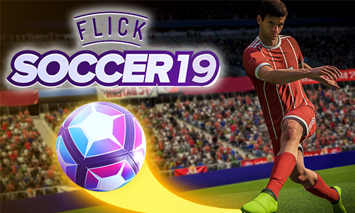 Play Flick Soccer 19 on PC