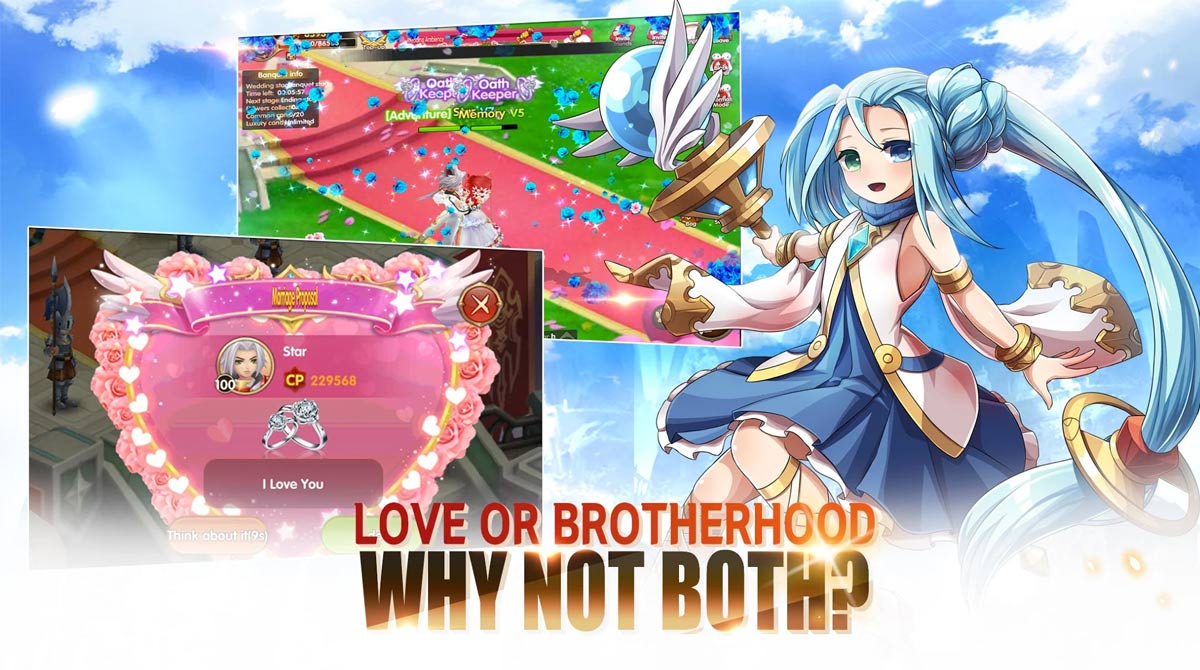 light chaser love brotherhood