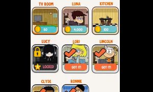loud house ultimate treehouse move characters