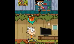 loud house ultimate treehouse send characters quests