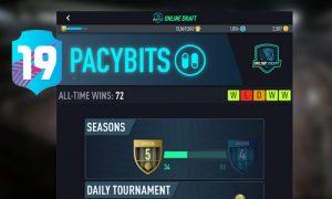 Play PACYBITS FUT 19 on PC