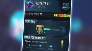 pacybits fut 19 season tournaments