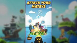 Pirate Kings Attack Your Mateys