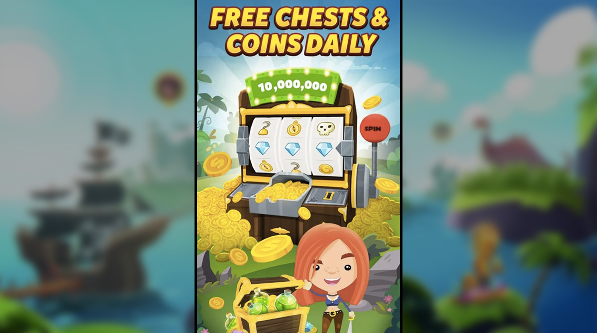 Pirate Kings Free Chests And Coins Daily