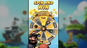 Pirate Kings Spin And Win