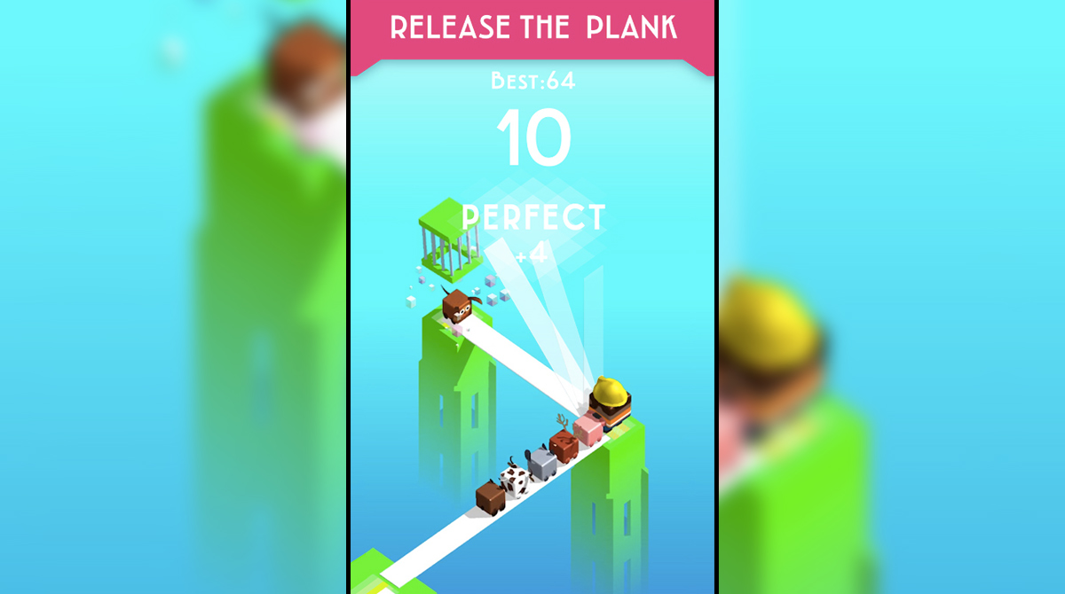 Plank Release The Plank