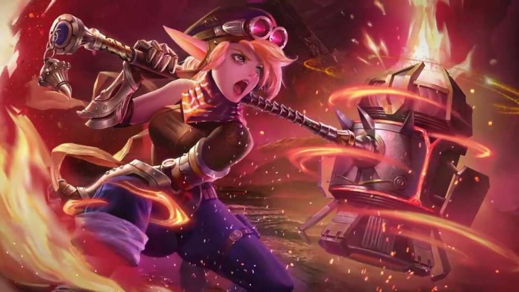 top games 2018 mobile legends layla
