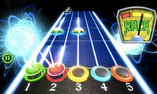 Play Rock vs Guitar Legends 2017 HD  on PC