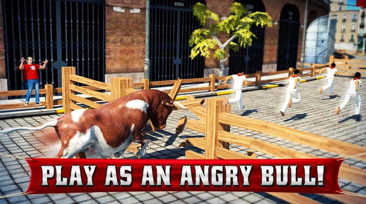 angry bull 2016 play as the bull