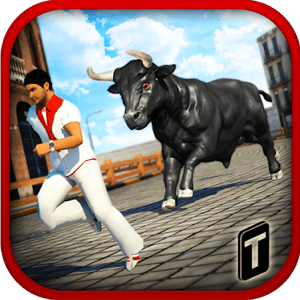 Play Angry Bull 2016 on PC