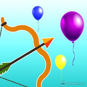 Play Balloon Bow & Arrow on PC