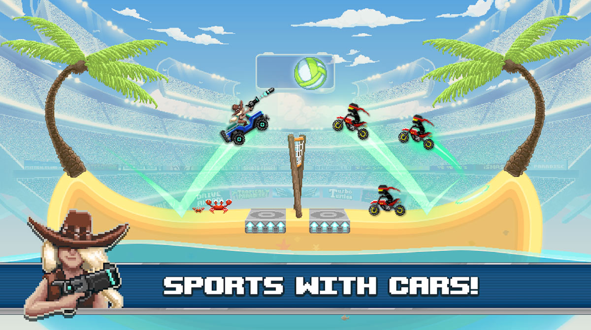 drive ahead sports download PC - Drive Ahead! Sports