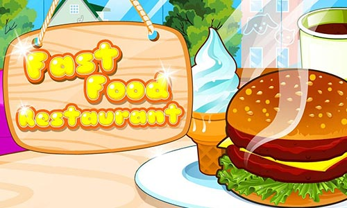 Play Fast Food Restaurant  on PC