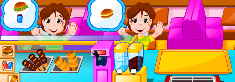 Fast Food Restaurant  Free PC Download