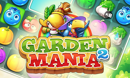 Play Garden Mania 2 Summer  on PC