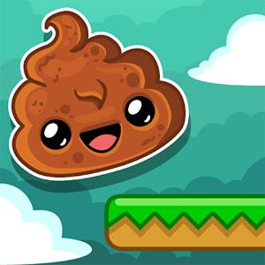 Happy Poo Jump Poop Skip