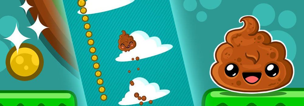 Happy Poo Jump  Free PC Download