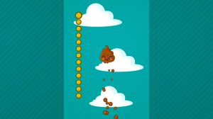 Happy Poo Jump Reach New Heights