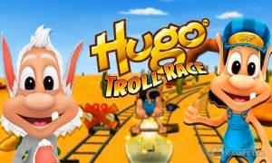 Play Hugo Troll Race Classic on PC