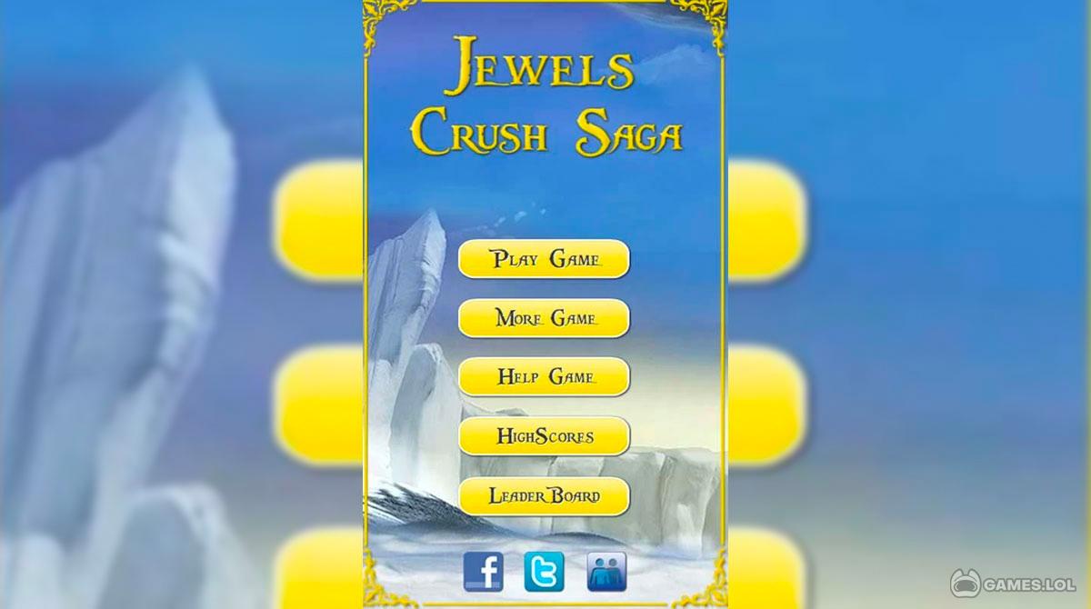 Jewels Break Legend