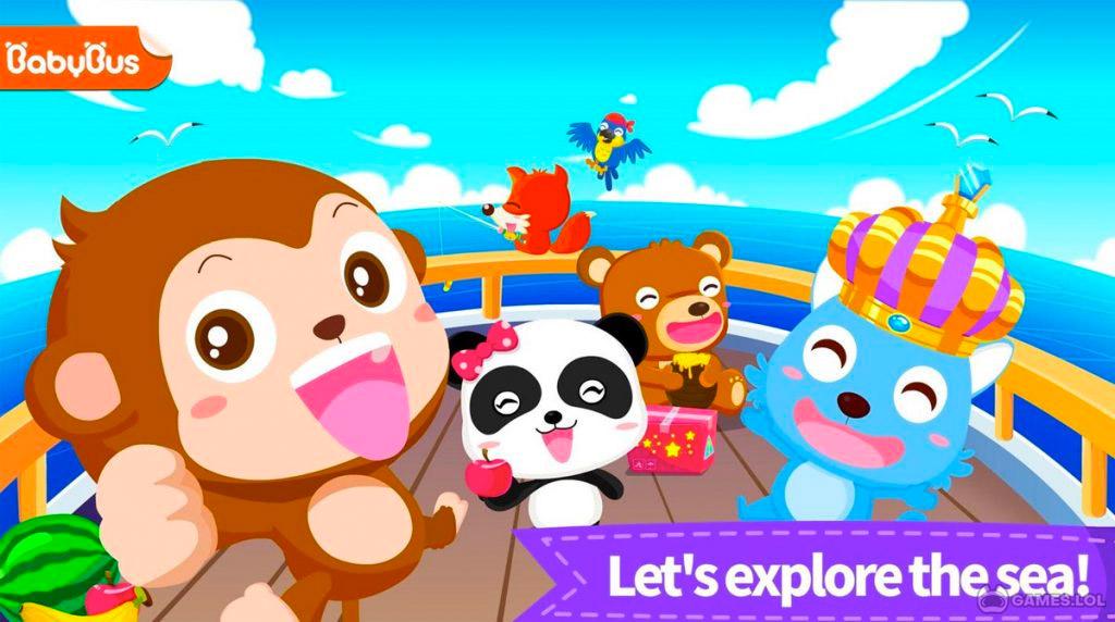 little panda captain download PC free