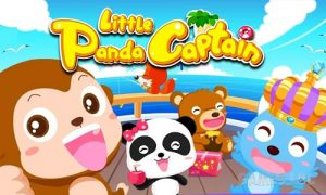 Play Little Panda Captain on PC