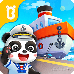 little panda captain voyage