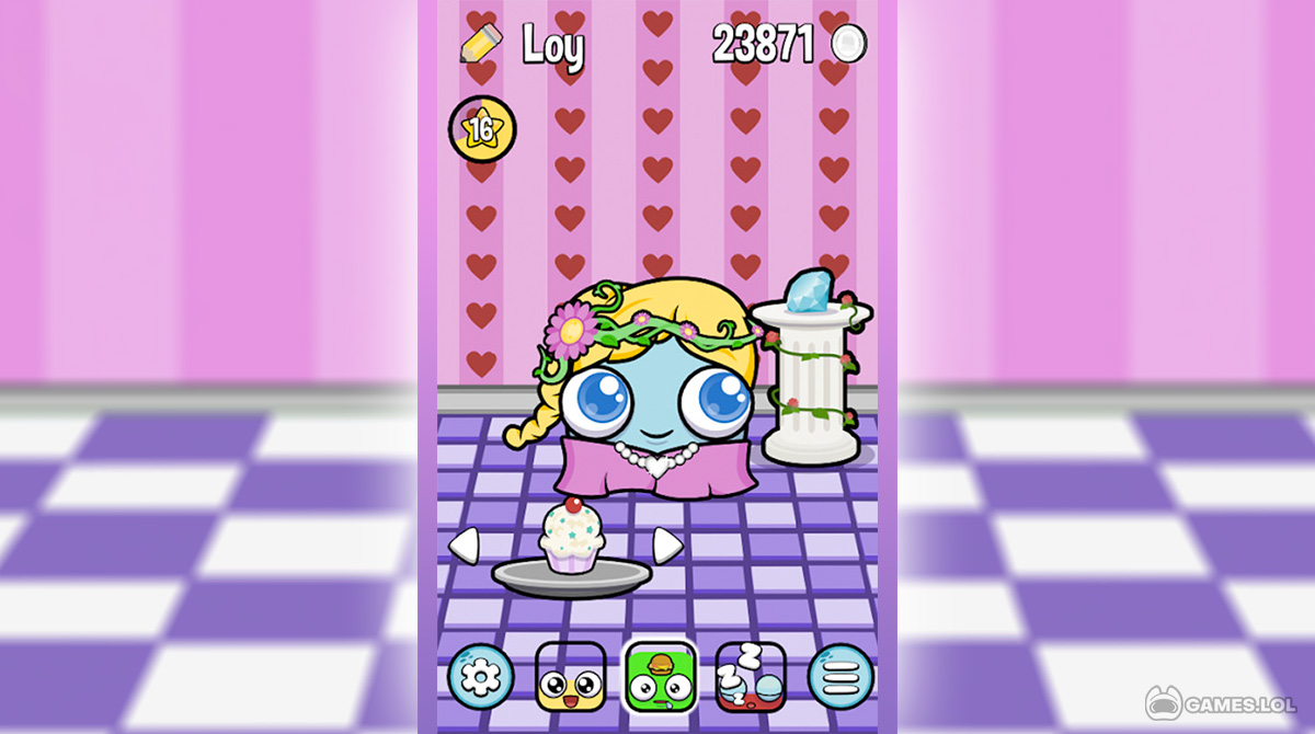 loy virtual pet game download full version