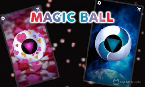 Play Magical Ball on PC