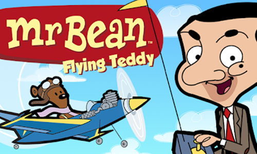 Play Mr Bean – Flying Teddy  on PC