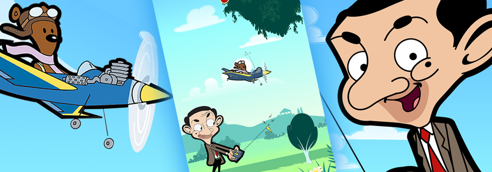Mr Bean – Flying Teddy  Free PC Download