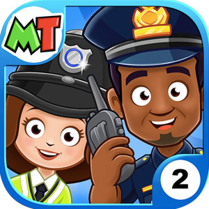 Play My Town : Police Station  on PC