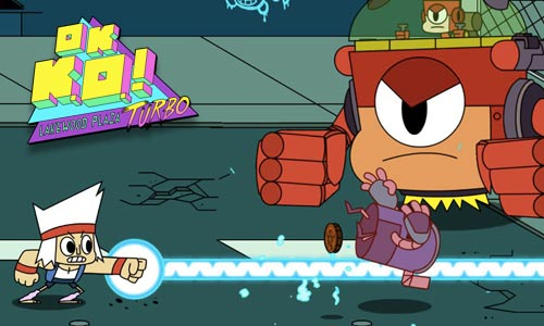 Play OK K.O. Lakewood Plaza Turbo on PC