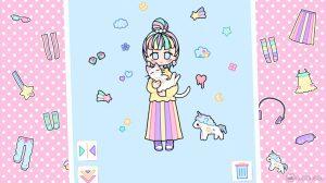 pastel girl download PC