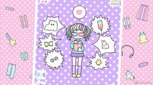pastel girl download free