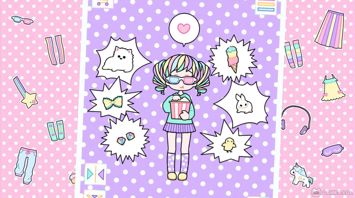 Pastel Girl Pc 1 Desktop Game Download Now Free To Play