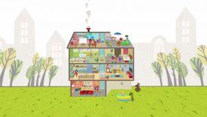 pepi house inside out