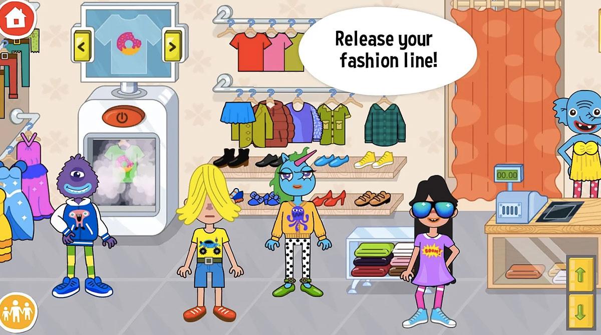 PepiSuperstores Fashion Line